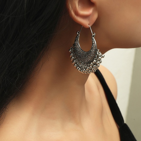 Bohemian fashion retro tassel earrings  NHKQ319967's discount tags