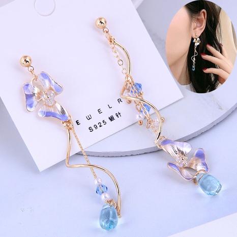 Korean Fashion Sweet OL Simple Earrings NHSC320040's discount tags