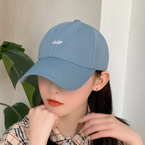all-match letter hip hop baseball cap NHCM320122's discount tags