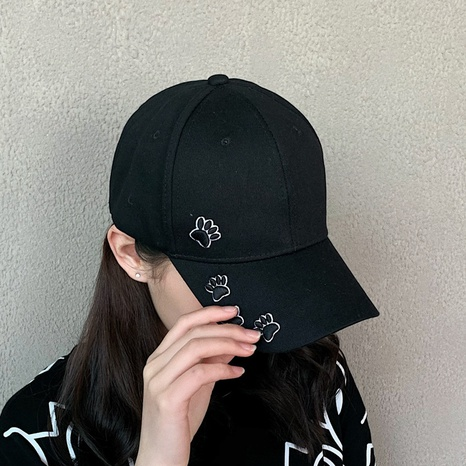 spring and summer all-match baseball cap NHCM320145's discount tags