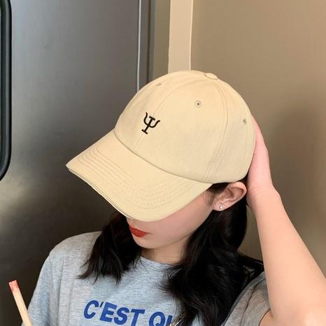 Korean summer pattern baseball cap   NHCM320147's discount tags