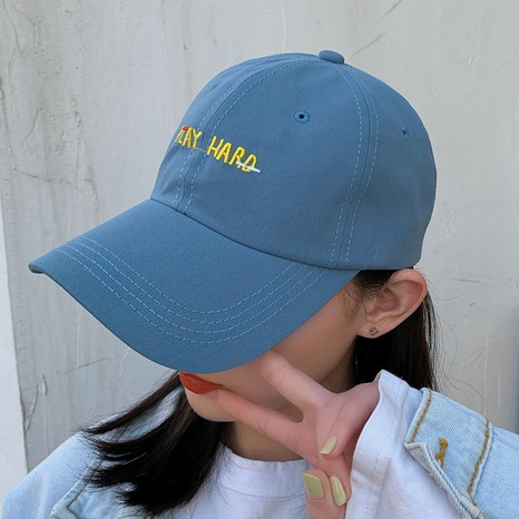 spring and summer letter hip hop baseball cap NHCM320166's discount tags