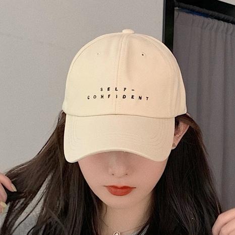 fashion letter hip hop sunscreen baseball cap NHCM320168's discount tags