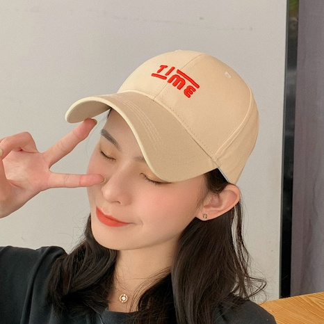 spring and summer letter hip hop baseball cap  NHCM320167's discount tags