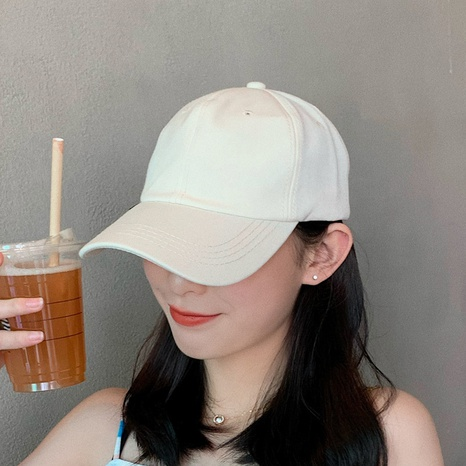 fashion cloth label smiley couple baseball cap NHCM320171's discount tags