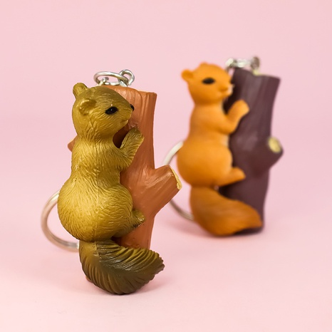 creative multi-style squirrel keychain NHAP320197's discount tags