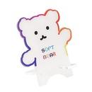 Cute bear desktop mobile phone bracket NHZE320199