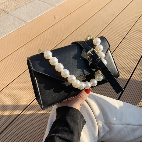 sac à bandoulière carré simple à la mode NHTG320314's discount tags