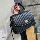 new fashion texture oneshoulder messenger bag NHTG320318