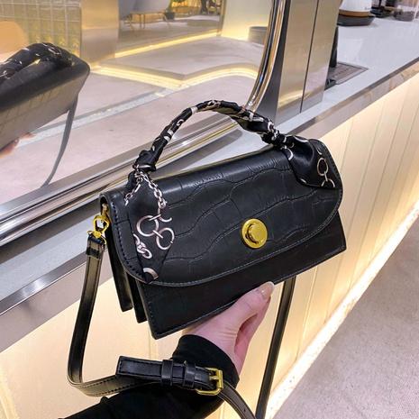 retro new square portable messenger bag NHTG320321's discount tags