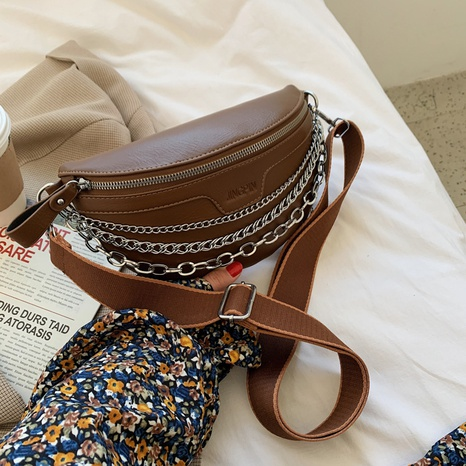 bolso de mensajero de moda bolso de cadena de hombro NHLH320604's discount tags