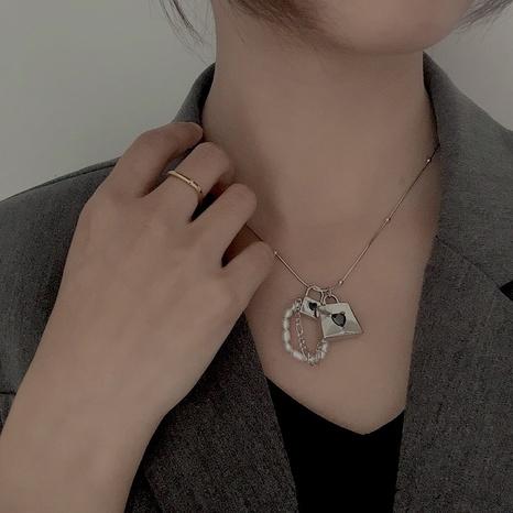 ensemble de bague de collier de perles de mode NHYQ320648's discount tags