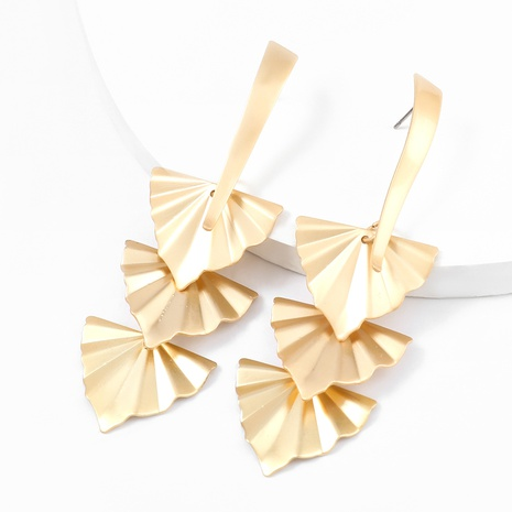 fashion alloy leaf earrings  NHJE320743's discount tags