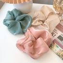 retro fashion simple chiffon hair scrunchies  NHOF320804