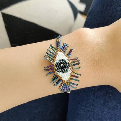 Mode Auge ethnischen Stil Miyuki Perlen handgemachtes Armband NHGW320810's discount tags