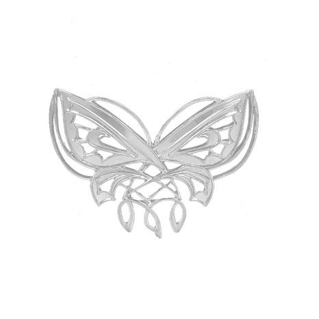 ensemble de broche papillon mode NHMO320851's discount tags