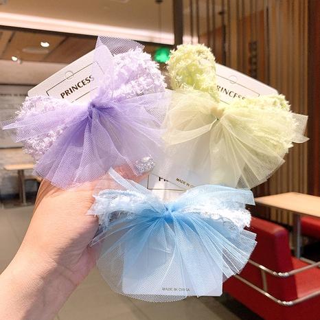 Épingle à cheveux en dentelle coréenne pour enfants NHSA321186's discount tags