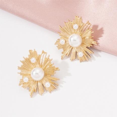 fashion irregular pearl earrings  NHAI321534's discount tags