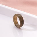 new fashion retro acetate acrylic ring NHAI321540