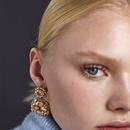 fashion alloy inlaid gemstones earrings NHJQ330756