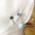NHBY1529430-Pair-of-S925-Silver-Needle-Blue-Stud-Earrings