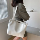 fashion fold new korean chain diagonal bucket bag NHRU334033