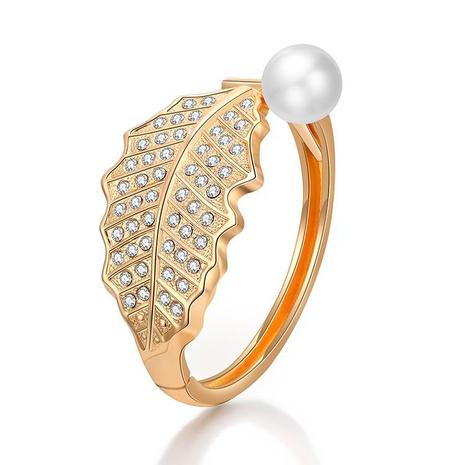 Bracelet en alliage de perles à la mode en gros NHBD334055's discount tags