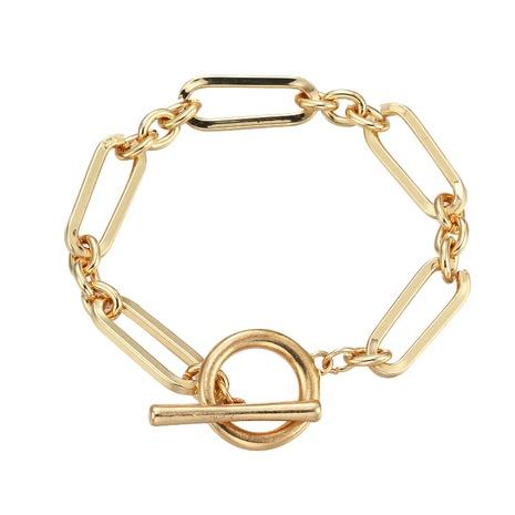 Bracelet en alliage de chaîne géométrique de mode en gros NHBD334063's discount tags