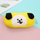 Korea plush animal pencil case wholesale NHAE334182