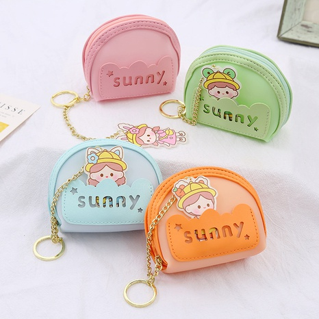 Joli portefeuille en forme de sac à dos en gros NHAE334187's discount tags