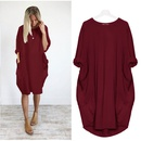 new style loose casual dress NHJC335825