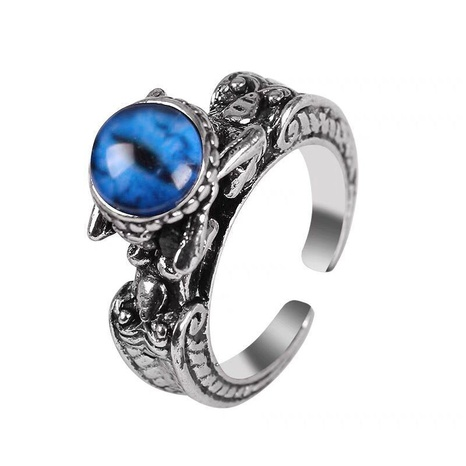 Mode Retro kreative Teufel Auge öffnen Ring NHSC334391's discount tags