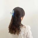 Koreas simple large acetic grasping clip NHOF334428