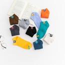 new multicolor maple leaf striped polyestercotton mens socks set NHBF334473