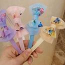 New Korean childrens bow tie headband  NHWB334621