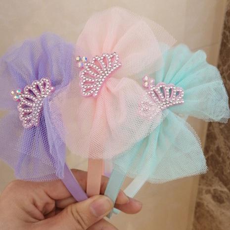 Koreanisches neues Kinderkronenstirnband NHWB334625's discount tags