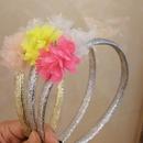 New Korean cute flowers hairband NHWB334658