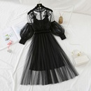 fashion Twopiece dress  NHKO335041