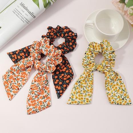 Rubans à la mode Chouchous à noeud floral NHAU335079's discount tags