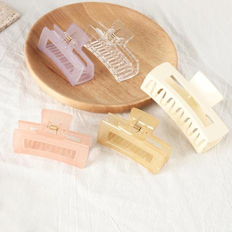 Pince à cheveux couleur bonbon coréen NHAU335084's discount tags