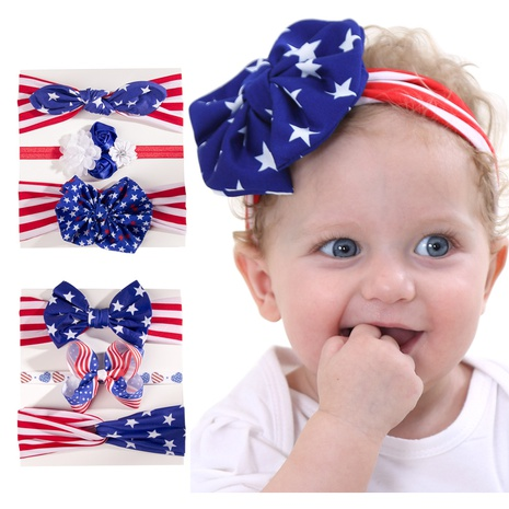 American Independence Day Kinder Hasenohren Bogen Stirnband NHWO335106's discount tags