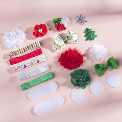 Mode Kinder Weihnachten elastische Stirnband Großhandel NHWO335109's discount tags