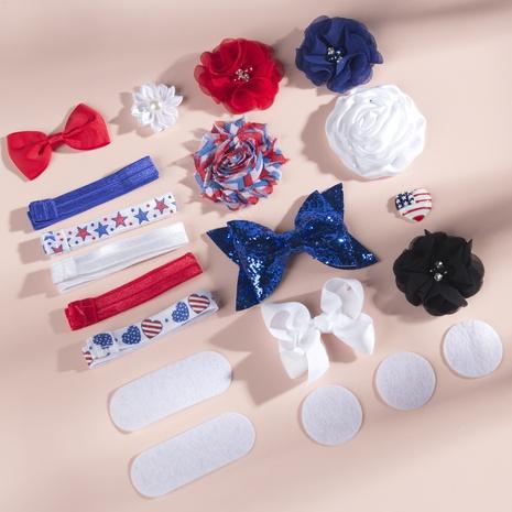 Mode Kinder Bogen elastischen Stirnband Set NHWO335110's discount tags
