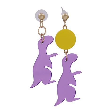 Boucles d'oreilles en acrylique coréen en gros NHJJ335127's discount tags