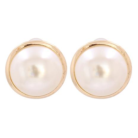 Boucles d'oreilles perles géométriques rétro en gros NHJJ335133's discount tags