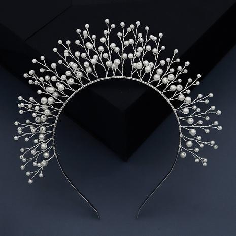 Bandeau de perles coréen NHHS335171's discount tags