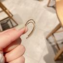 Korean row bead ear hooks  NHCG335198