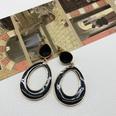 NHOM1551900-Water-Drop-Hollow-925-Silver-Needle-Stud-Earring