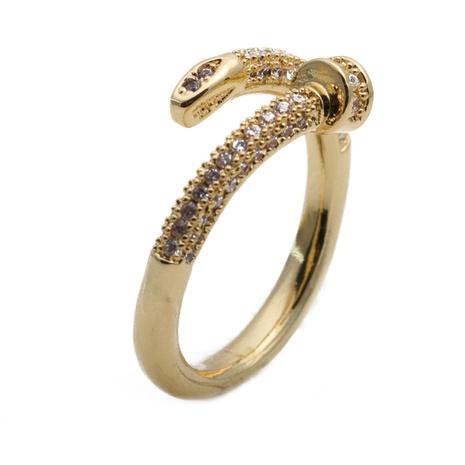 bague à ongles en zircon micro-incrusté NHYL335371's discount tags