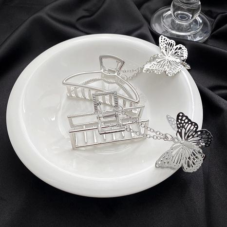 Clip de capture en métal papillon coréen NHWB335402's discount tags